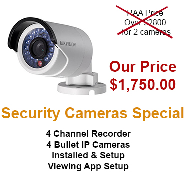 Adelaide Bosch Security System Specialists
